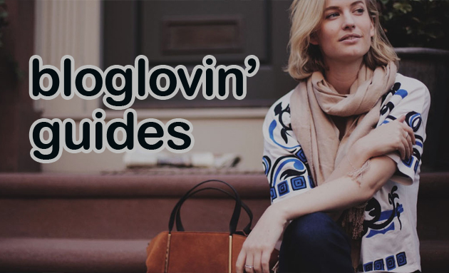 a complete guide to bloglovin